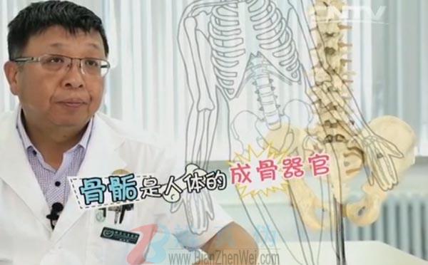 婴儿骨头比成人多99块。骨性发育的这么一个特殊的器官,它是一个成骨器官——辨真伪网