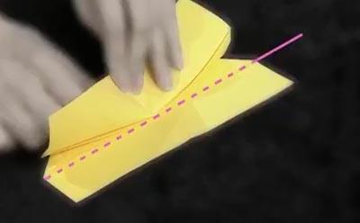 用一张纸就能做相框步骤二——辨真伪网